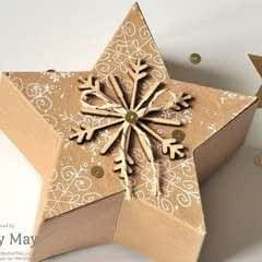 Star Shaped Gift Box