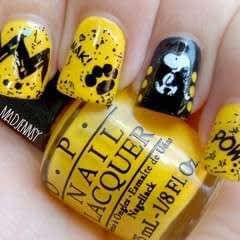 Snoopy Nail Art   Peanuts Collection By Opi Review