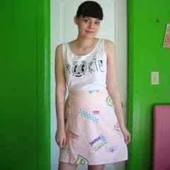 Easy Breezy Wrap Skirt