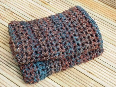 Big Hook Chunky Blanket · How To Stitch A Knit Or Crochet ...