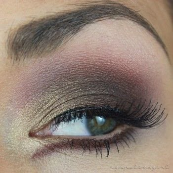 Bold Smokey Eye | TooFaced Chocolate Bon Bons Palette  .  Free tutorial with pictures on how to create a dramatic eye makeup look in under 15 minutes by applying makeup with too faced shadow insurance, too faced chocolate bon bons palette, and mba cosmetics lashes 'lolita'. How To posted by Maria G.  in the Beauty section Difficulty: 3/5. Cost: 4/5. Steps: 1