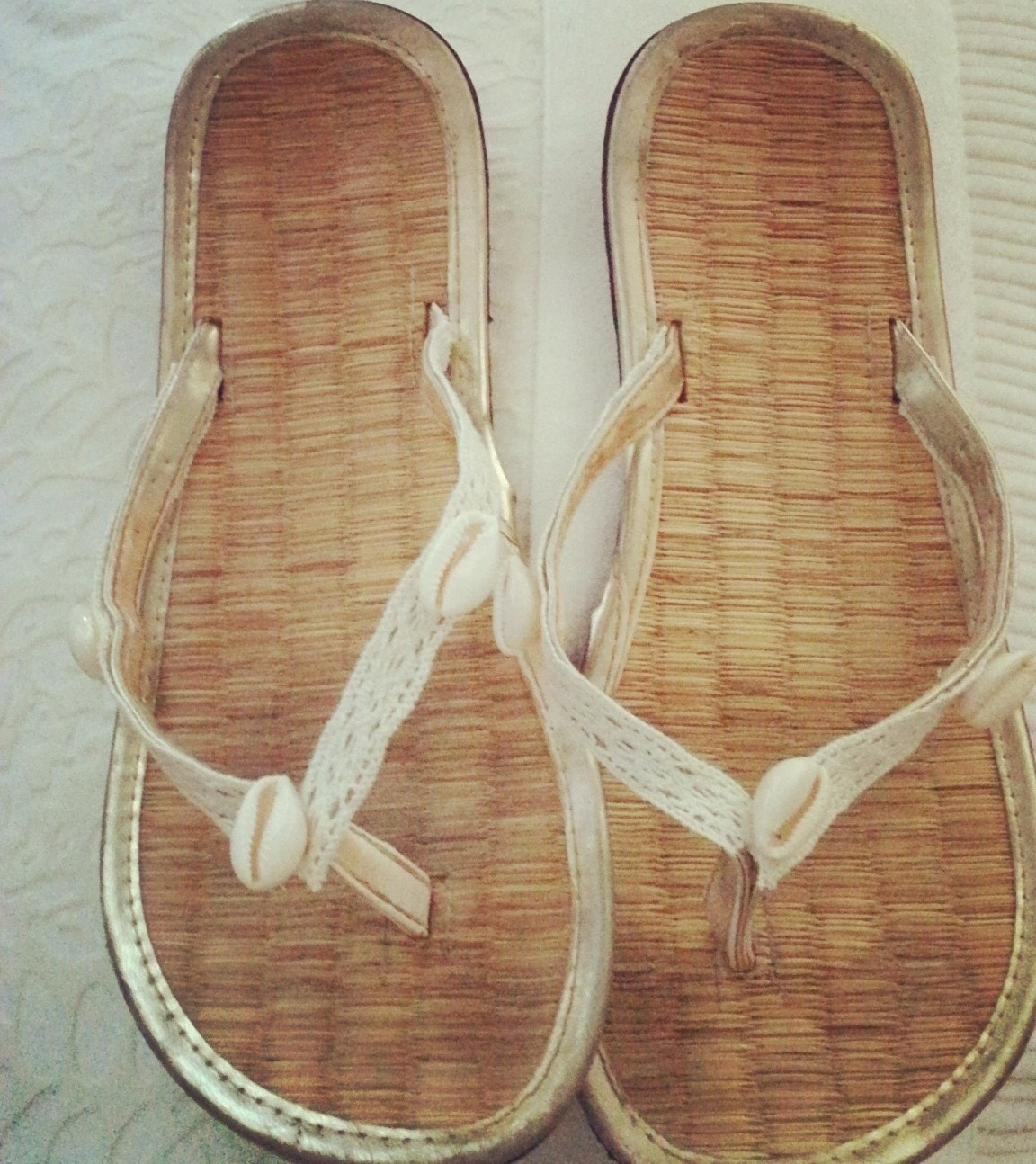 Easy Diy Seashell Summer Sandals 183 How To Make A Sandal