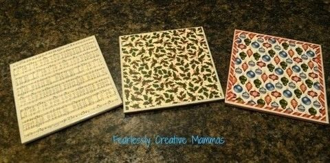 Personalized Trivets make a great gift idea.  .  Free tutorial with pictures on how to make a pot holder / pot stand in under 30 minutes using decoupage glue, sealer, and decorative paper. Inspired by crafts and kitchen. How To posted by Kathleen C.  in the Home + DIY section Difficulty: Easy. Cost: Cheap. Steps: 6