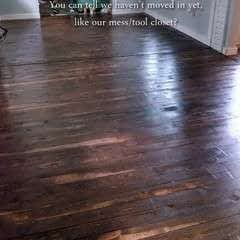 How To: Install An Inexpensive Wood Floor That Looks Like A Million Dollars