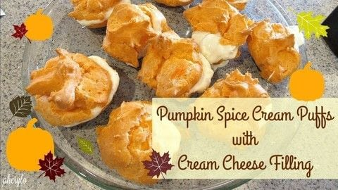 A twist on the popular pumpkin spice. .  Free tutorial with pictures on how to bake a pastry in under 45 minutes using eggs, food coloring, and pumpkin spice extract. Recipe posted by Cheryl .  in the Recipes section Difficulty: Easy. Cost: Absolutley free. Steps: 1