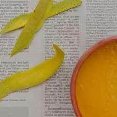 Mango Carrot Soup