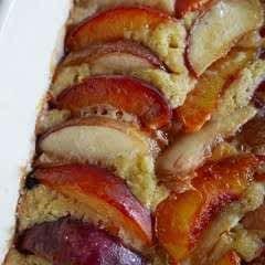 Peach Of Cake