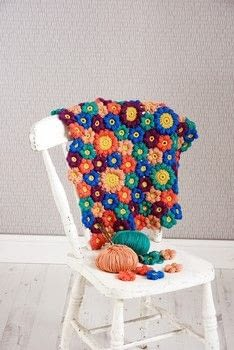 Crochet Therapy .  Free tutorial with pictures on how to stitch a knit or crochet blanket in 5 steps by crocheting with yarn, crochet hook, and yarn needle. How To posted by Aurum Press.  in the Yarncraft section Difficulty: 3/5. Cost: Cheap.