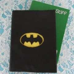 Slip On Batman Notebook Cover