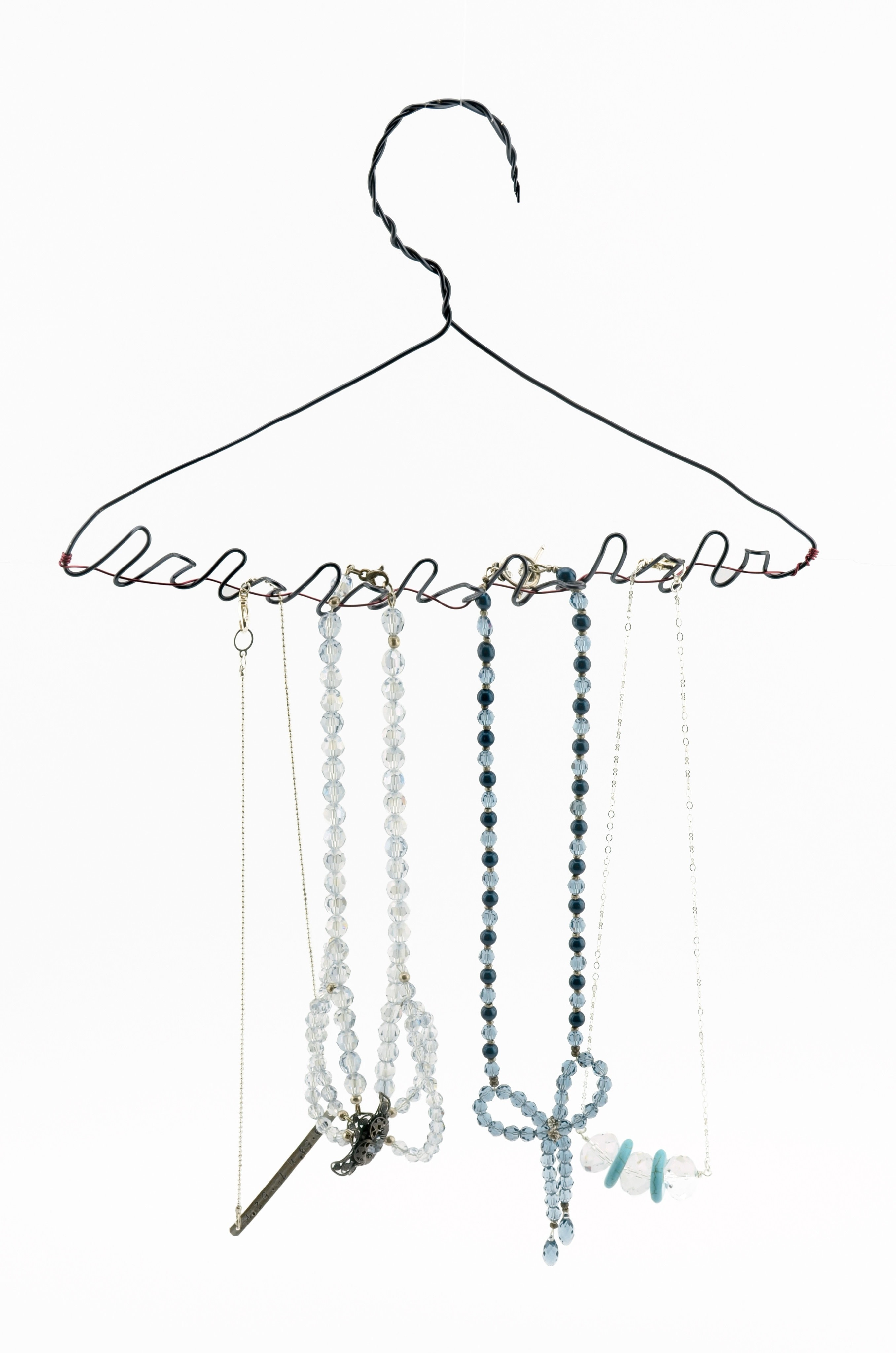 diy jewelry hanger  u00b7 how to make a jewelry hanger  u00b7 home