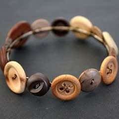 Button Bangle
