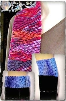 It's hard to believe crochet slip stitches are responsible for this much buttery stretch! .  Free tutorial with pictures on how to make a boot cuff in 7 steps by crocheting with crochet hook, knitting yarn, and stitch marker. Inspired by christmas, weather, and snowman. How To posted by vashti b.  in the Yarncraft section Difficulty: 3/5. Cost: Absolutley free.