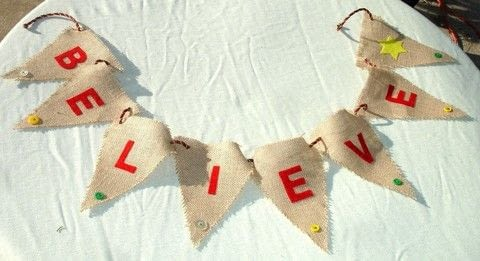 .  Make a garland Inspired by christmas. Version posted by Harmonee.seal. Difficulty: 3/5. Cost: 3/5.