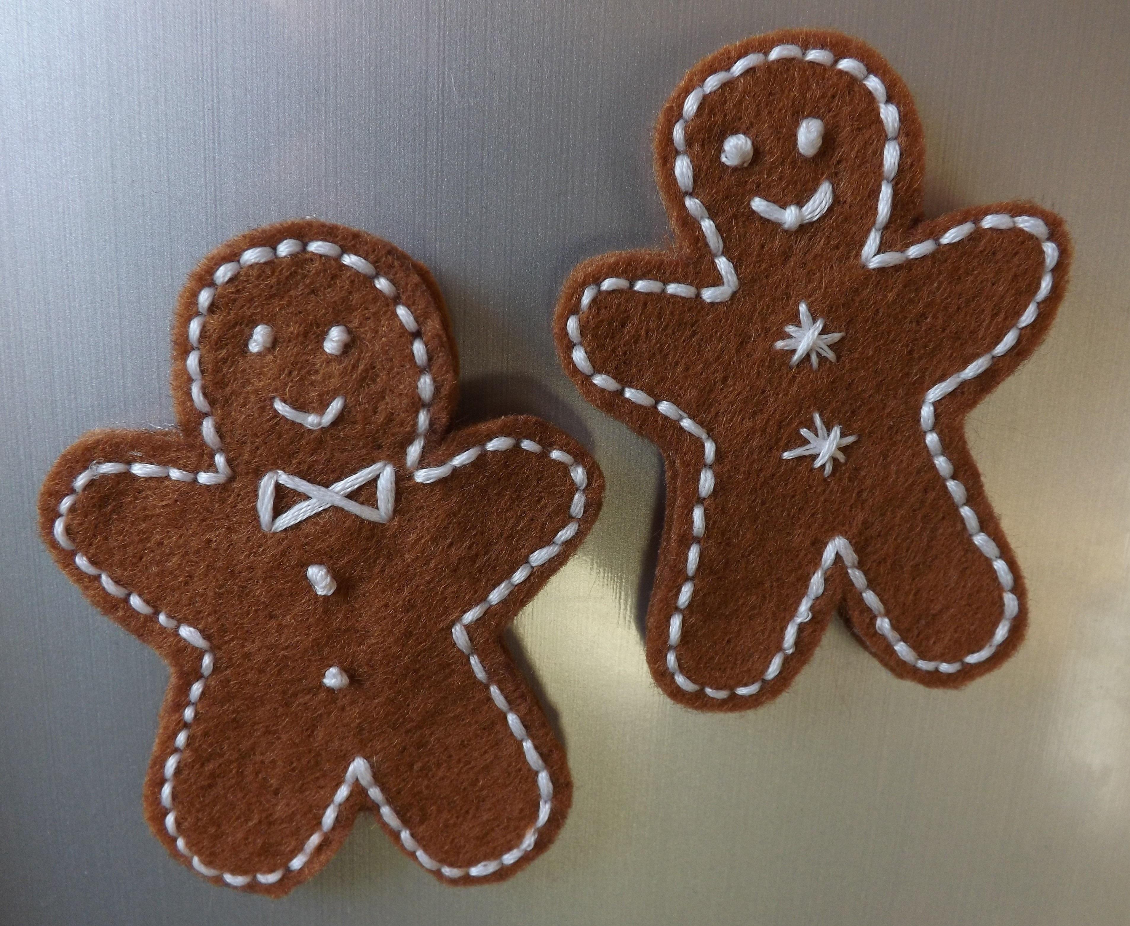 Mini Gingerbread Men Mini Gingerbread Men