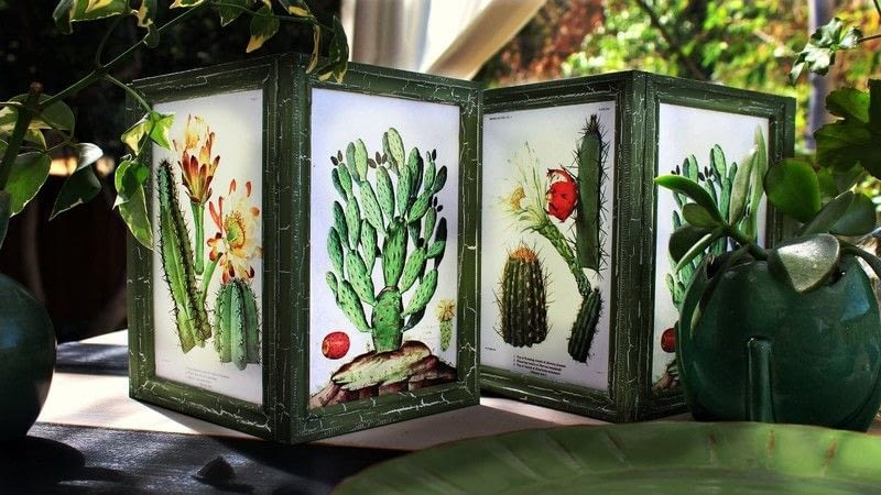 Dollar Store Frame Lanterns 183 How To Make A Decorative