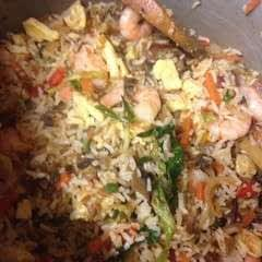 Simple Fried Rice Recipe