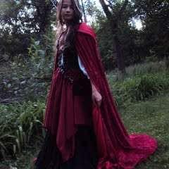 Red Reding Hood Costume