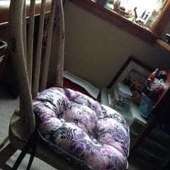 Two Sided Chair Cushion