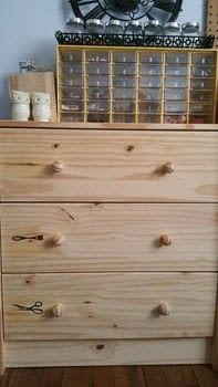 Decorate your drawers! (Or other wooden items) .  Free tutorial with pictures on how to make a drawer in under 5 minutes using sponge, temporary tattoos, and water. Inspired by crafts, craftroom, and tattoos. How To posted by EmilieMae.  in the Decorating section Difficulty: Easy. Cost: Cheap. Steps: 6