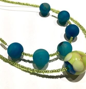 Use Seed Beads to Show Off a Large Hole Bead .  Free tutorial with pictures on how to make a beaded pendant in under 60 minutes using focal bead, seed beads, and clasps. How To posted by Elisabeth A.  in the Jewelry section Difficulty: Simple. Cost: 3/5. Steps: 6