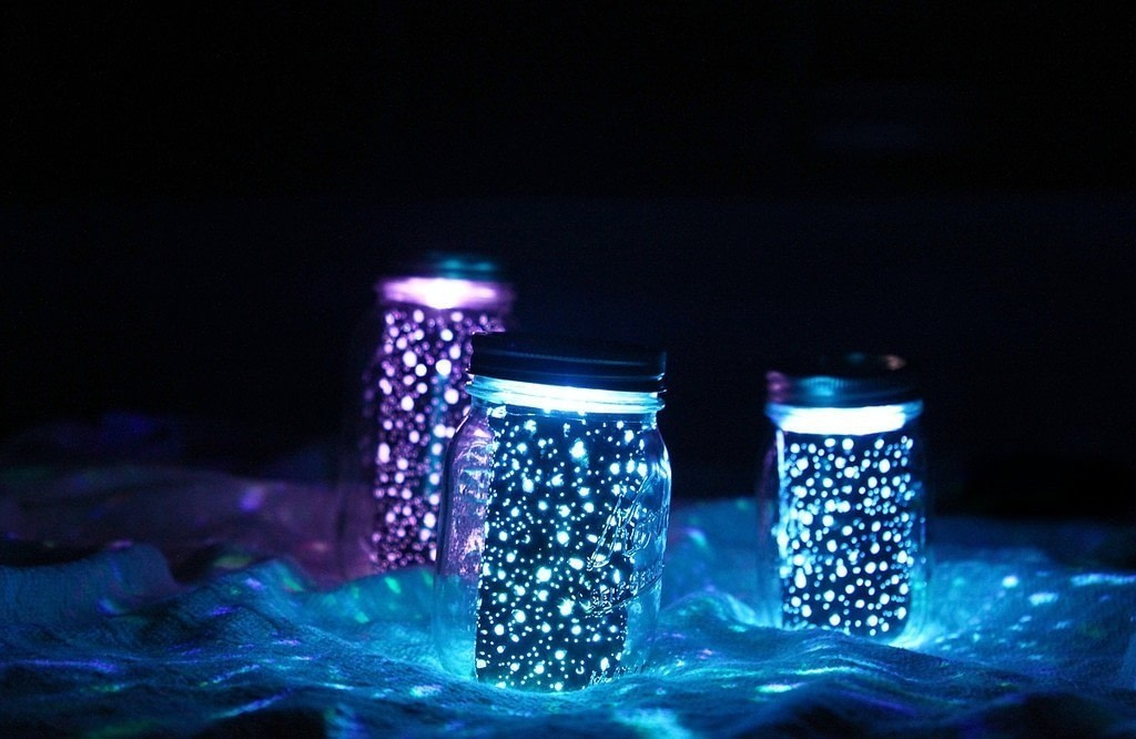 Glow In The Dark Craft Ideas