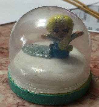 .  Make a snow globe in under 60 minutes Inspired by frozen. Version posted by Kinhime Dragon. Difficulty: 3/5. Cost: No cost.
