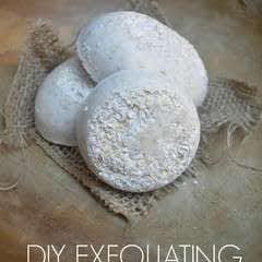Diy Exfoliating Soap