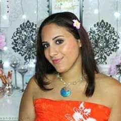 Moana / Vaiana Disney Princess Makeup Tutorial