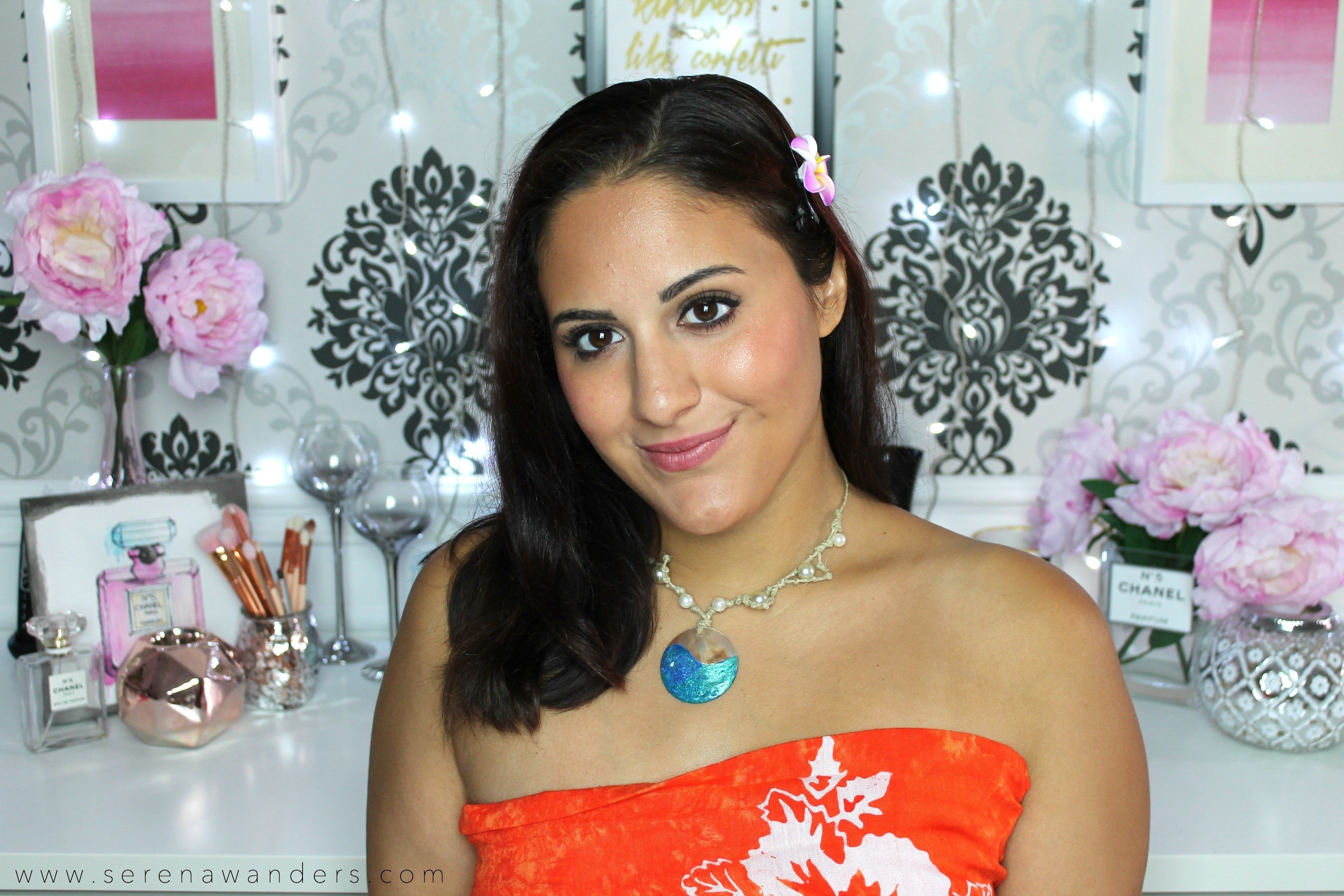 Moana vaiana disney princess makeup tutorial how to create an moana vaiana disney princess makeup tutorial how to create an eye makeup look beauty on cut out keep baditri Choice Image