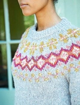 Hygge Knits .  Free tutorial with pictures on how to stitch a knit or crochet sweaters in 4 steps by knitting with yarn, circular needles, and double pointed knitting needles. Inspired by hygge. How To posted by Ryland Peters & Small.  in the Yarncraft section Difficulty: 3/5. Cost: Cheap.