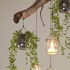 Planted Chandelier