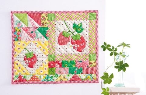 Sew Flower Quilts & Gifts .  Free tutorial with pictures on how to make a patchwork quilt in 2 steps by sewing and patchworking with applique, fabric, and backing fabric. How To posted by Search Press.  in the Sewing section Difficulty: 3/5. Cost: 3/5.