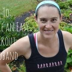 Easy Workout Headband