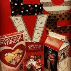 """Stranger Things"" Valentine Boxes"