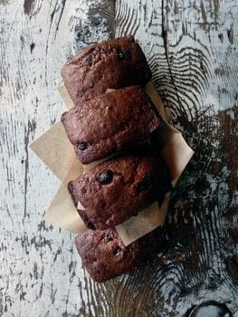 Bake Double Chocolate Vegan Banana Bread with Oddfellows Cafe + Bar in Seattle. .  Free tutorial with pictures on how to bake banana bread in under 45 minutes by cooking and baking with banana, brown sugar, and salt. Recipe posted by A Bite To Eat.  in the Recipes section Difficulty: Simple. Cost: Cheap. Steps: 4