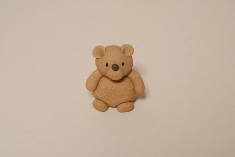 Make adorable teddy bear models in sugarpaste .  Free tutorial with pictures on how to decorate a novelty cake in under 30 minutes by cake decorating Inspired by bears. Recipe posted by Ann P.  in the Recipes section Difficulty: Simple. Cost: Cheap. Steps: 9