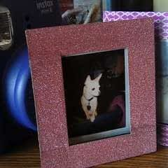 Recycled Instax Film Cartridge Frames