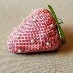 Strawberry Pincushion