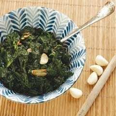 Garlicky SautÉed Spinach