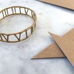 When In Rome Bangle