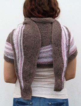 .  Make a shawl Version posted by js-m crafts. Difficulty: Simple. Cost: 3/5.