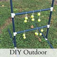 Diy Redneck Golf Set (Aka  Ladder Golf)
