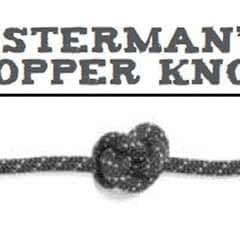 Oysterman's Stopper Knot