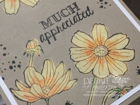 .  Free tutorial with pictures on how to make a greetings card in under 30 minutes by cardmaking and stamping with cardstock, inkpad, and bleach. How To posted by Debbie Henderson, Debbie's Designs.  in the Papercraft section Difficulty: Simple. Cost: No cost. Steps: 4