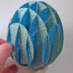 Sliceform Egg