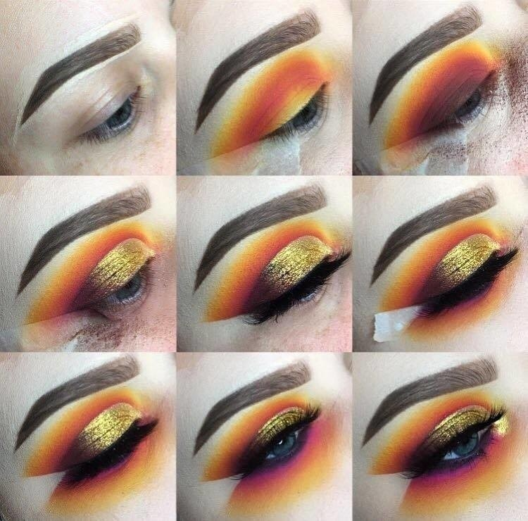 how to do a cut crease
