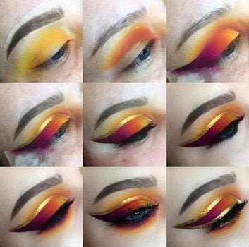 .  Free tutorial with pictures on how to create an ombre eye makeover in under 60 minutes by applying makeup with eyeshadows. How To posted by Emily Casanova Makeup.  in the Beauty section Difficulty: 4/5. Cost: 4/5. Steps: 9