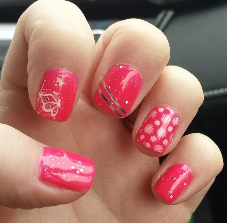 Nail Art 4 · A Nail Painting · Beauty On Cut Out + Keep