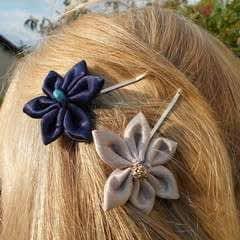 Kanzashi Hair Clip