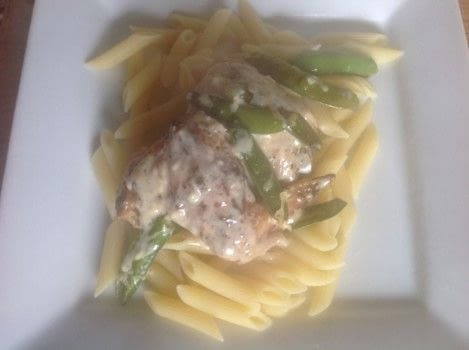 .  Free tutorial with pictures on how to cook a chicken dish in under 90 minutes by cooking and baking with chicken portions, oil, and salt. Recipe posted by Super Madcow.  in the Recipes section Difficulty: Easy. Cost: 3/5. Steps: 9